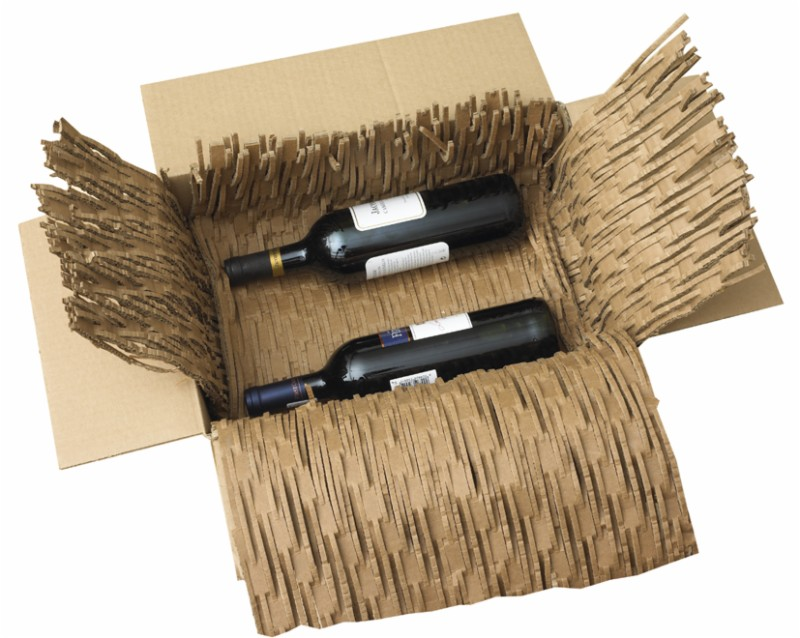 Cardboard Shredders Utilise Scrap Cardboard As Packaging