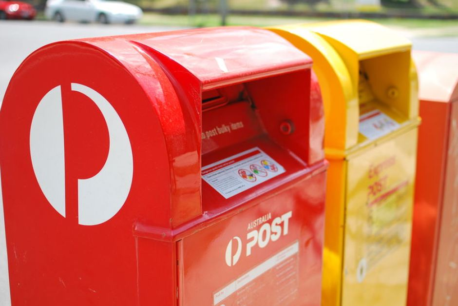 Postage Cost For A Letter In Australia